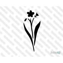 Lipdukas - Gėlė 26