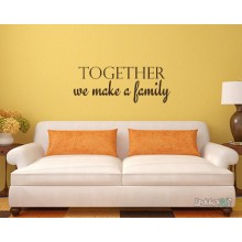 Lipdukas - Together we make a family