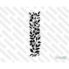 Lipdukas - Gėlė 30