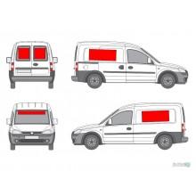 Lipdukas - Lipdukų komplektas automobiliui nr. 2