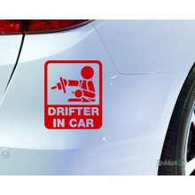 Lipdukas - Dirgter in Car