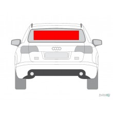 Lipdukas - Lipdukas automobiliui nr. 1 (galiniam langui)