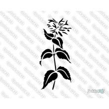 Lipdukas - Gėlė 23