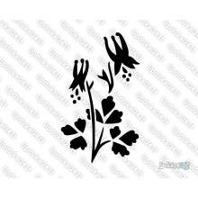 Lipdukas - Gėlė 8