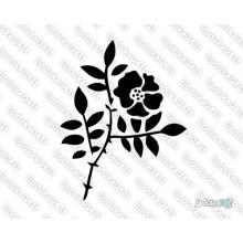 Lipdukas - Gėlė 10