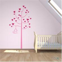 Lipdukas - Vaikiškas meilės medis