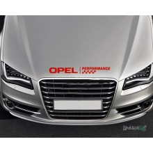 Lipdukas - Opel performance Nr. 2