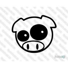Lipdukas - Pig