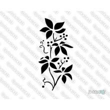 Lipdukas - Gėlė 19