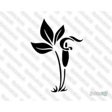Lipdukas - Gėlė 5