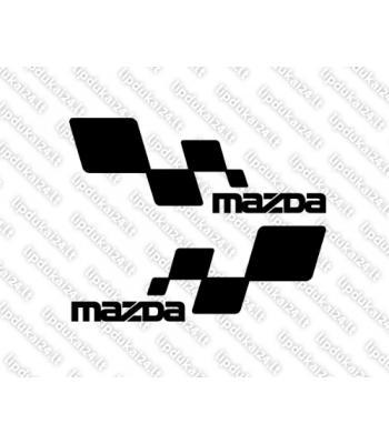 Mazda racing 2 vnt.