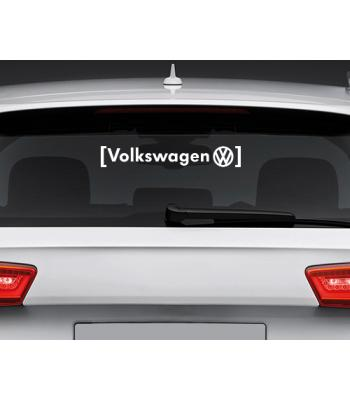 Volkswagen in brackets