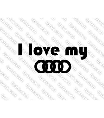 I love my Audi 4