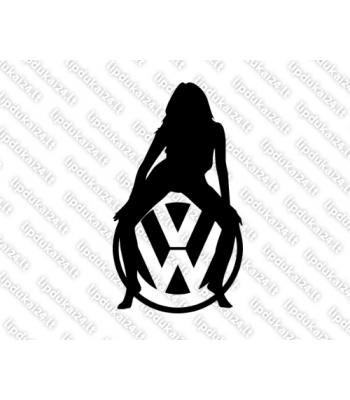 Sexy girl VW