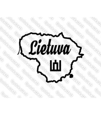Lietuvos kontūras - Lietuva