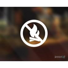 Lipdukas - Draudžiama ugnis