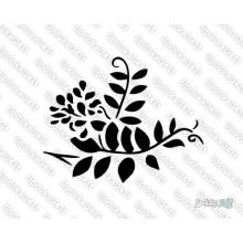Lipdukas - Gėlė 9