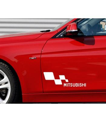 Mitsubishi racing 1 vnt.