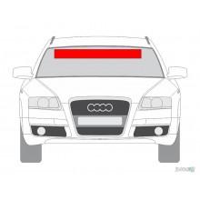 Lipdukas - Lipdukas automobiliui nr. 1 (priekiniam langui)